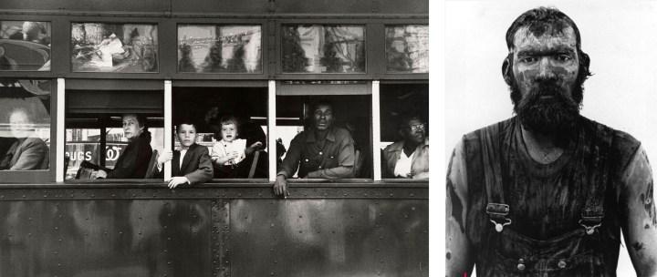 Robert Frank et Avedon