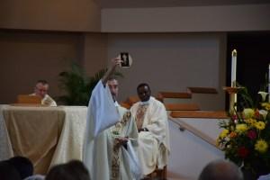 Confirmation Teens: Karjalahti/Neal @ Parish Center Room 6