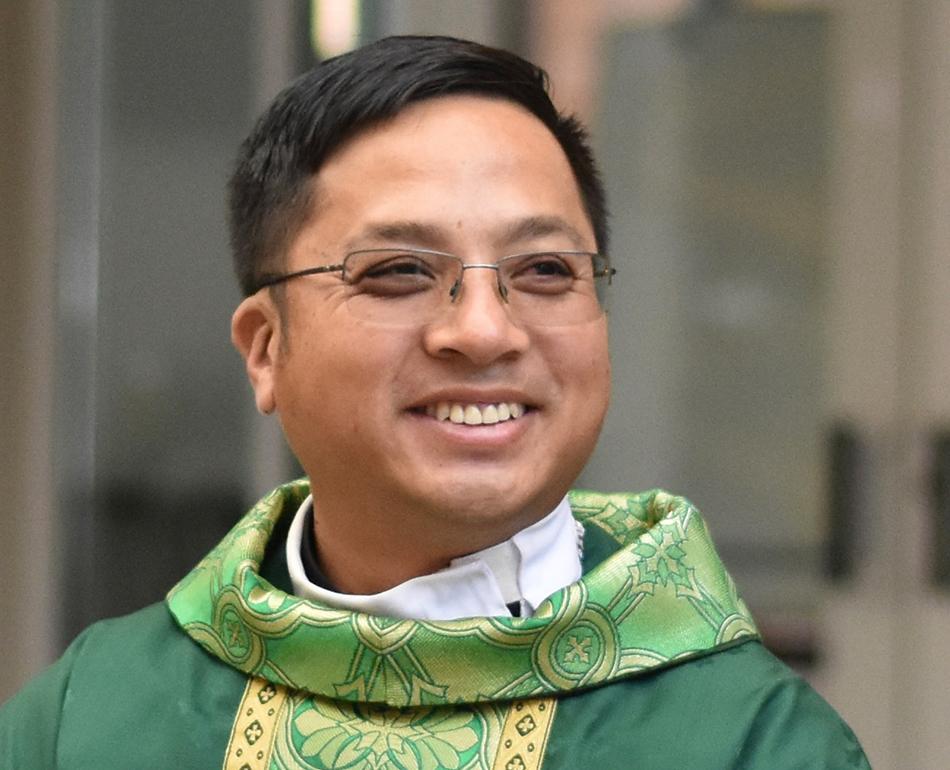 Fr. Thomas Tran
