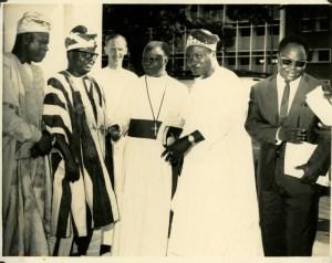 Dr. Moses .A. Majekodunmi & Bishop Seth Kale