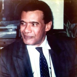 Dr Terrence Adekoyejo Majekodunmi (1989 - 1994)