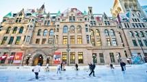 Downtown Saint Paul Minnesota Winter