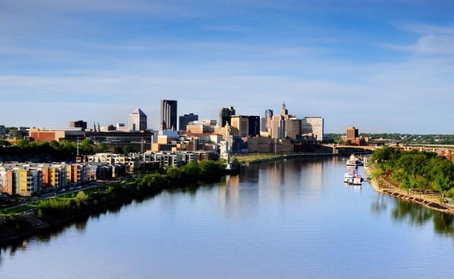 Mississippi River Visit Saint Paul