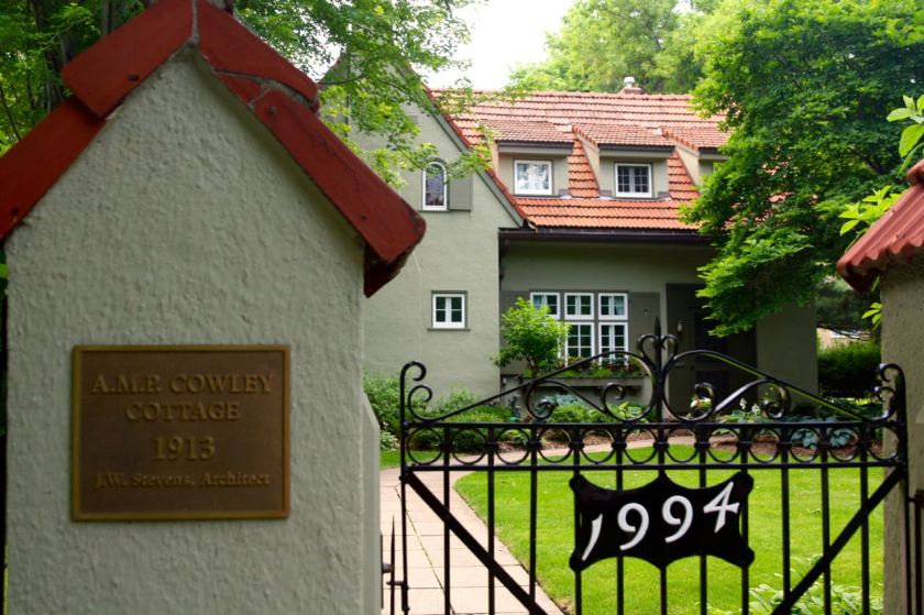 The August M.P. Cowley Cottage