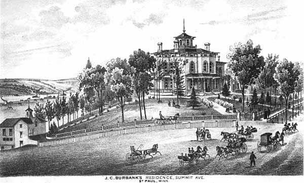 JC Burbank house 1874