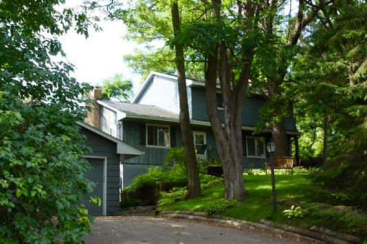 Meanwhile, 471 Mystic, with a construction date of 1969, borders the previous two homes.