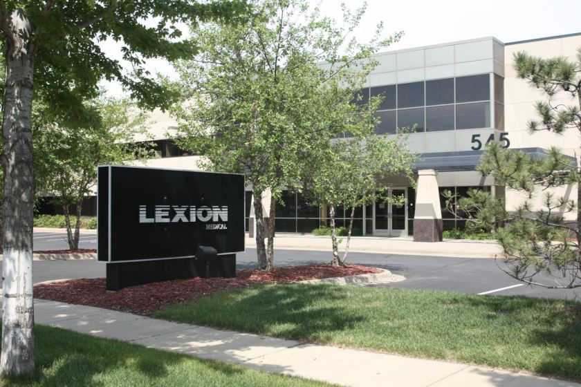 Lexion Medical on Atwater Circle is a medical device manufacturer.