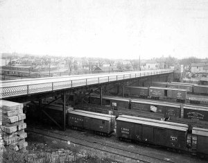 Burr Street Bridge
