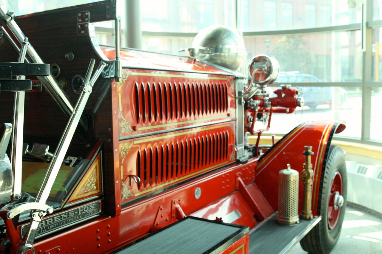 The Ahrens-Fox pumper served the Saint Paul Fire Department from 1925 until 1951 when it was placed on reserve status. The rig was finally retired in 1969, according to a February 15, 2010 blog post by Fire Chief Tim Butler. http://saintpaulfirechief.blogspot.com/2010/02/arrival-of-engine-29.html