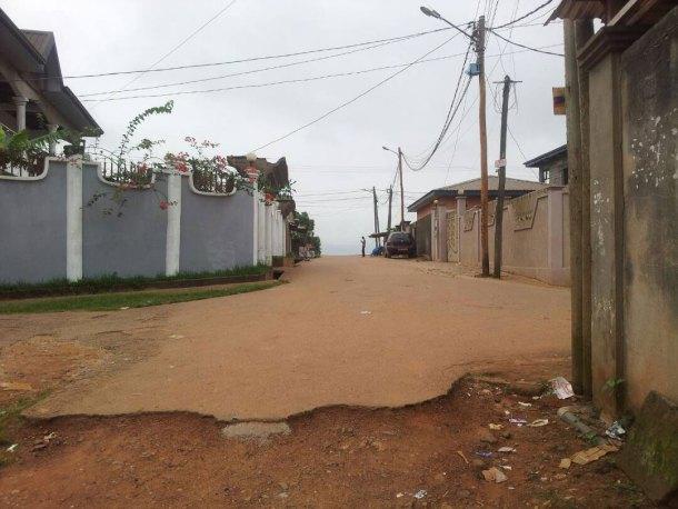 Le quartier Nkolnda