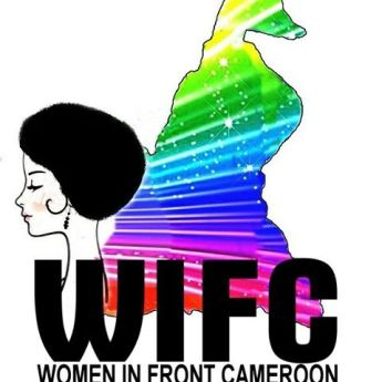 Logo of Women in Front Cameroon