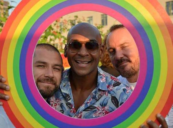 Image promoting the Caribbean Can Rainbow Fund (Photo courtesy of the Canadian HIV/AIDS Legal Network)