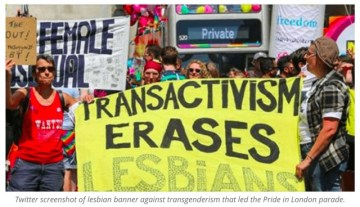 Comment: Trans Africans are among many victims of 'Get the L Out' protest