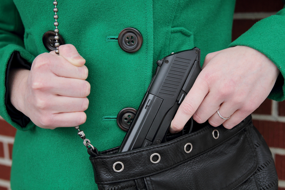 concealed weapon carry