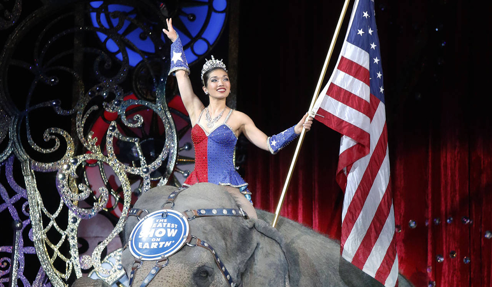Circus saw a decline for years, Ringling executives say