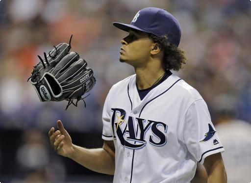 Rays' Dickerson gets 1st hit, run of new major league season