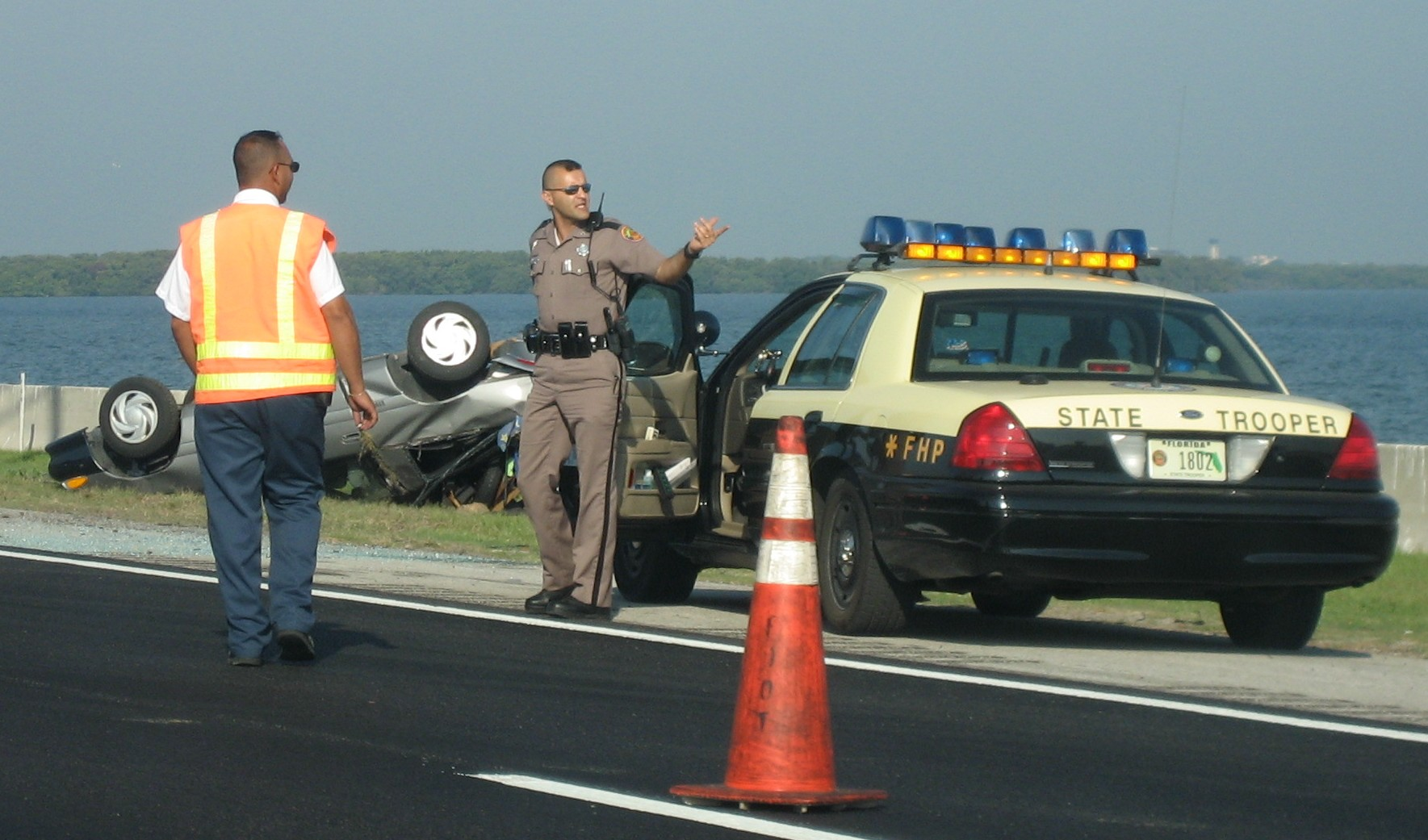Florida Highway Patrol dealing with trooper shortage