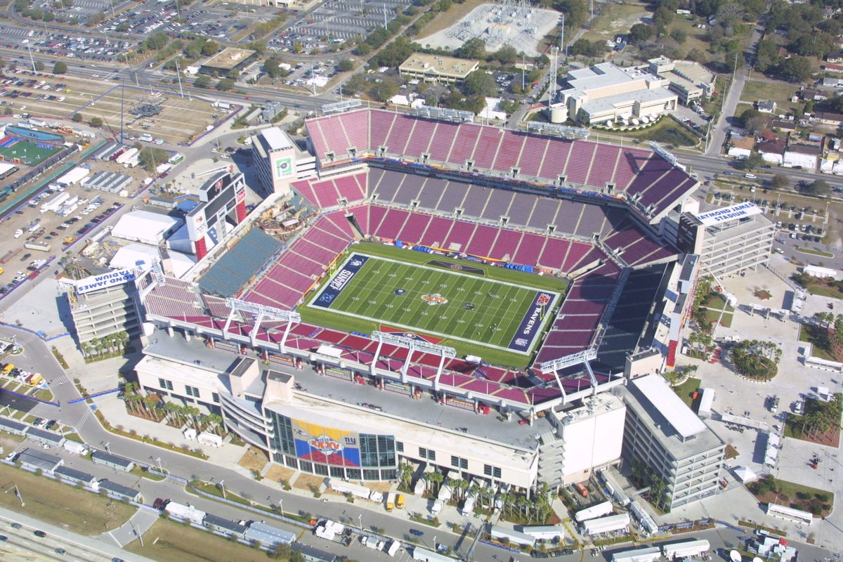 Super Bowl Venue Moved from Los Angeles to Tampa Bay