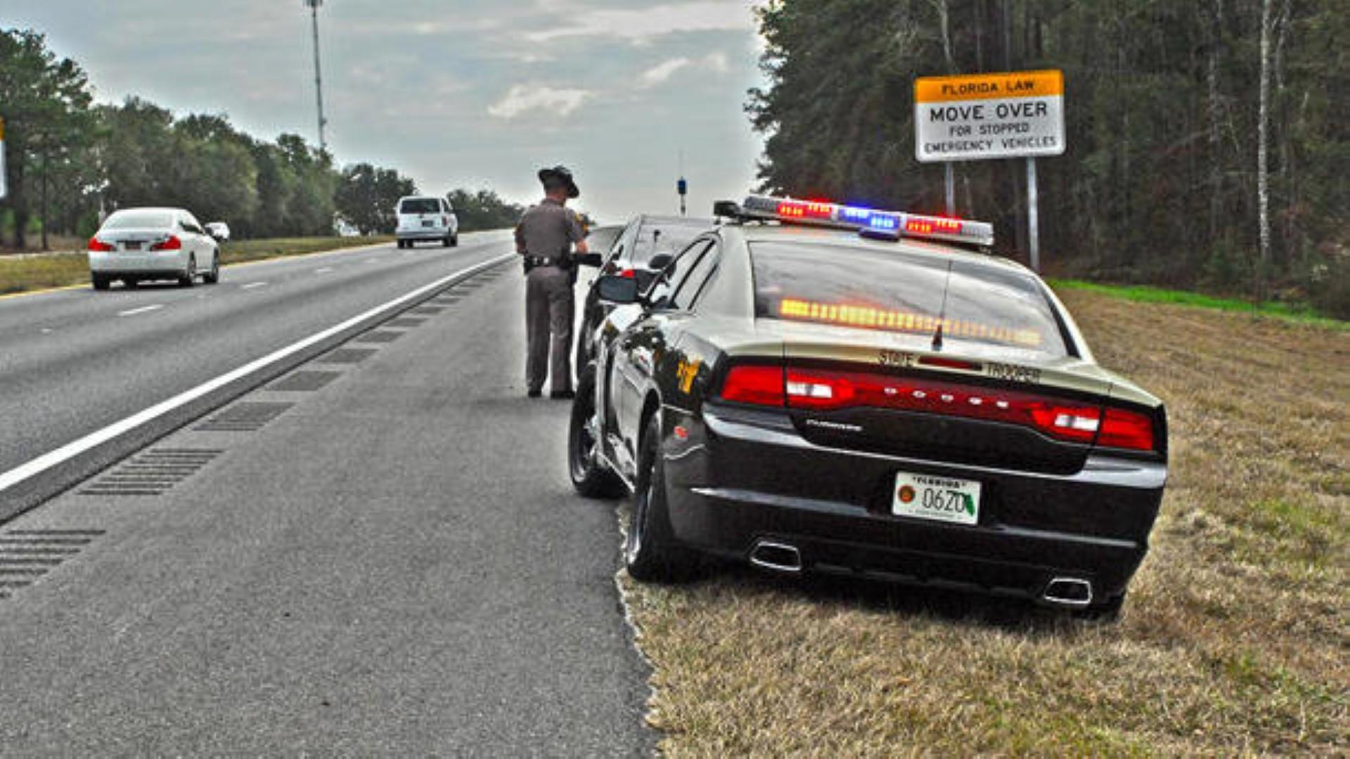 Florida Highway Patrol Traffic >> Ticketed Another Florida Highway Patrol Official Resigns