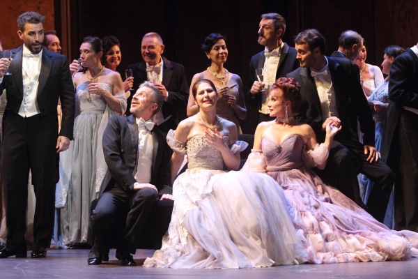 La Traviata de Verdi – Opéra Garnier