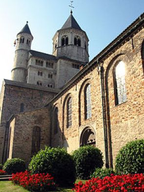 Gertrude of Nivelles Church, Nivelle.