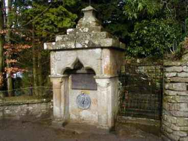 St. Cedd's Well at Lastingham