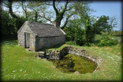 St Ita's well Tobar na Molt
