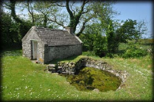 St Ita's well Tobar na Molt