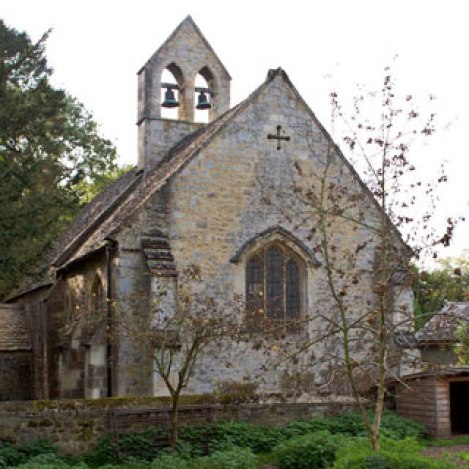 St. Margaret of Antioch Church, Binsey. 12th century church likely built over place where Frideswide died