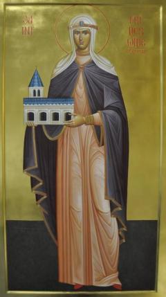 Icon of St. Frideswide