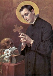 St. Aloysius Gonzaga: Patron Saint of Catholic youth