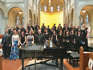 Camerata: All Saints Requiem @ Saint Vincent Archabbey Basilica