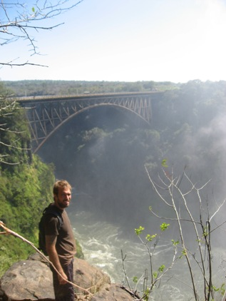 Ponte Zambia x Zimbabue