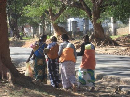 Em algum lugar em Lusaka