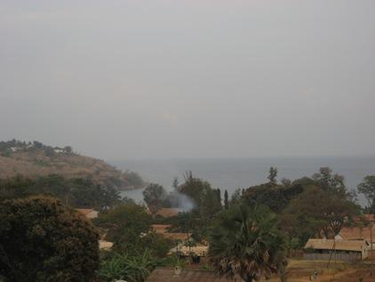 Vista do nosso Hotel