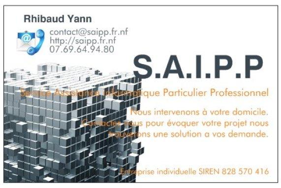 Société S.A.I.P.P installation dépannages réparations informatique service assistance