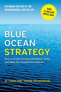 Books for Solopreneurs - Blue Ocean Strategy