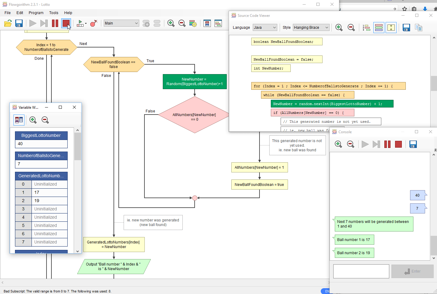 Flowchart Converter To Hpprime Xcas Rpl Language