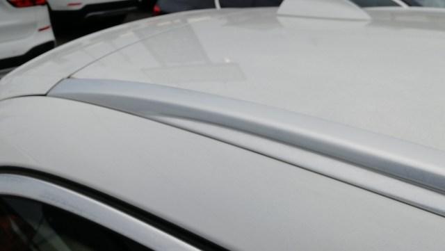 BMW 523iツーリング メッキモールコーティング前