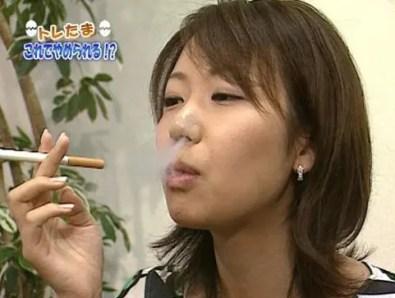 須黒清華のタバコ画像