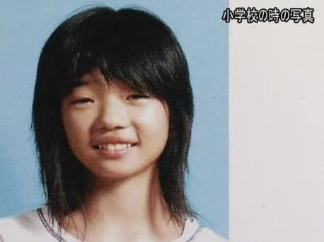 田村愛子さんの顔画像