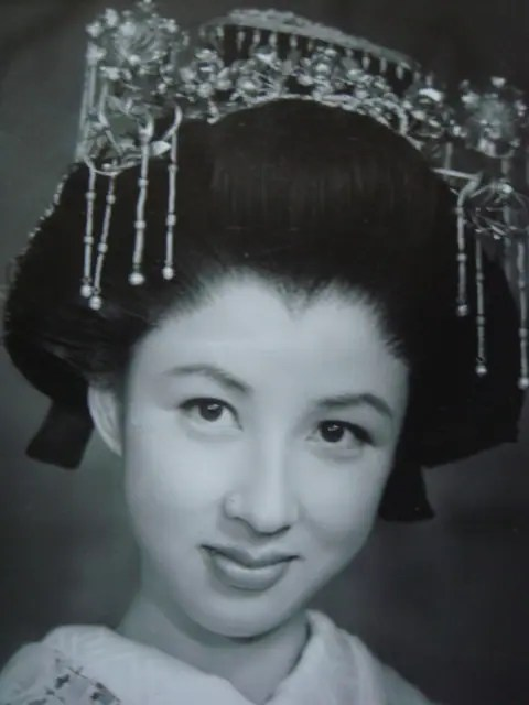 八千草薫の若い頃の画像