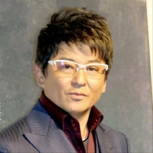 哀川翔の画像