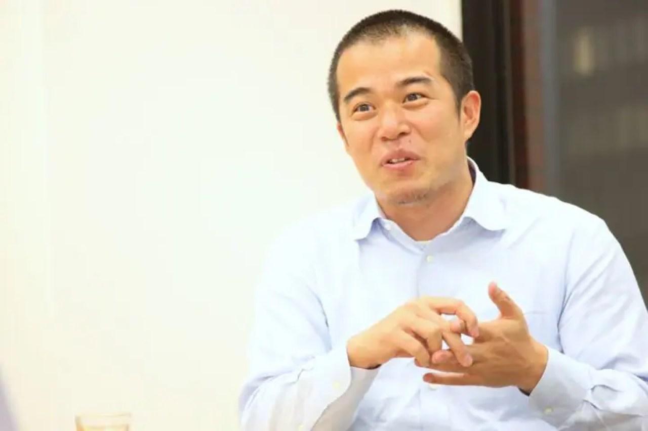 田端信太郎の画像