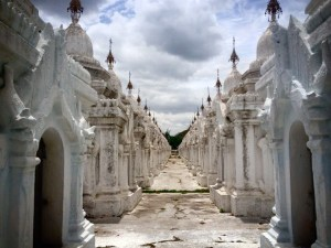 Second-year D.C. student Daniel Greenland found the  temples of Mandalay, Myanmar to be a highlight of his trip. (Daniel Greenland)