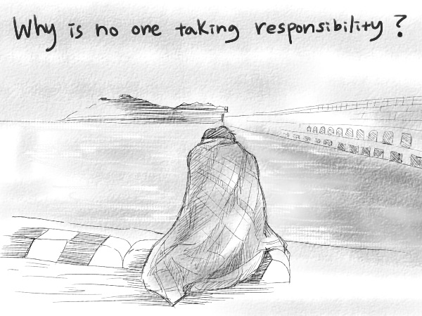 by SAIS Observer Cartoonist Booyoung Jang