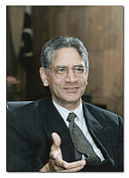 Prof. Touqir Hussain