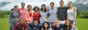 Last year's SAIS group to Honduras (Credit: SAIS website)