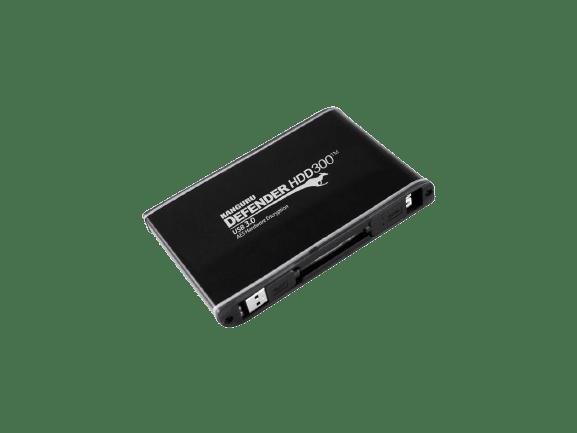 Western Digital self-encrypting drive