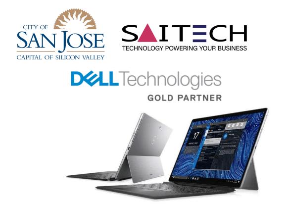 Saitech Inc wins Multi-Year Computer BPA Contract with City of San Jose!